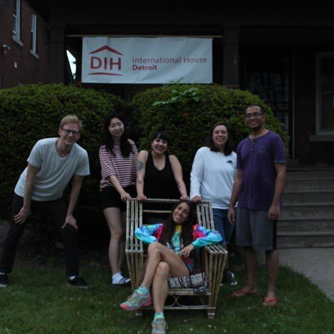 DIH Volunteers in Detroit